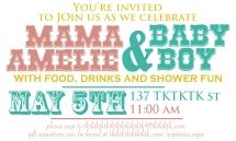 Amelie Invite A